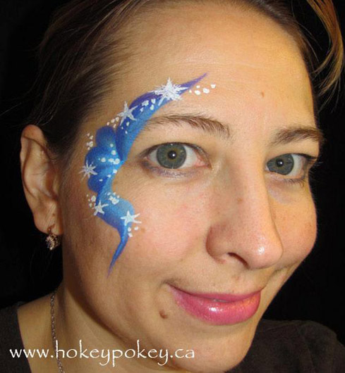 Face Paint Photo Gallery