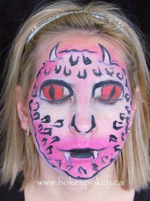 Face Painting Ideas -Face Paint Snazaroo