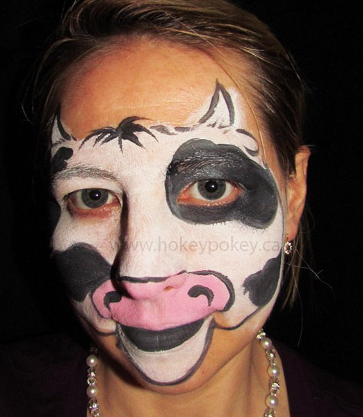Snazaroo face paint - Fae Paint Cow