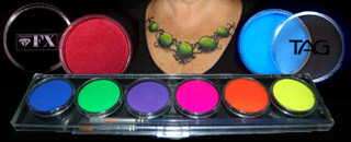 Read more on different face painting brands